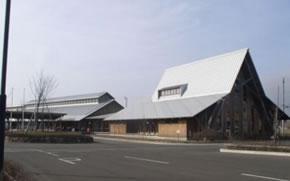 秋田県ゆとり生活創造センター遊学舎