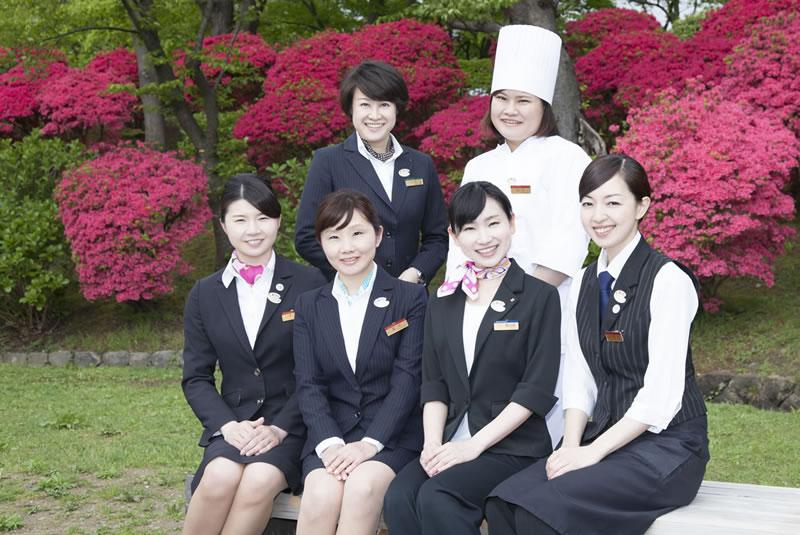 株式会社秋田キャッスルホテル 女性プロジェクトチームC-WINGSさん