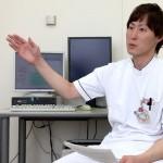 秋田大学医学部附属病院 看護部 和泉亮さん(秋田市)