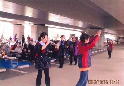 海老名秋田県人会第4回なべっこ遠足・きりたんぽ会を開催しました!
