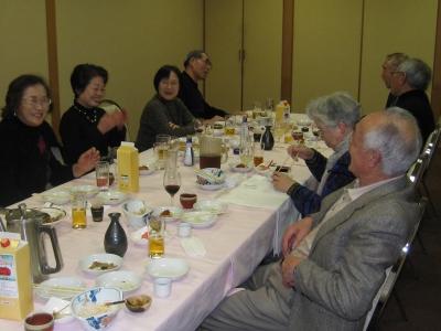 小樽秋田県人会忘年会開催