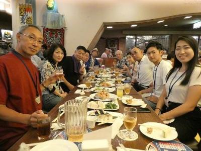 北東北三県人会合同ビアパーティ開催♡