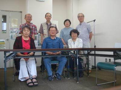 令和元年度1回目の幹事会を開催しました