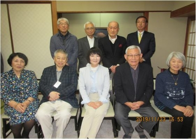 令和元年 関西大館鳳鳴会総会 報告