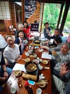 京都秋田県人会 春の交歓会開催♡