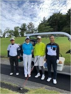 北東会 ゴルフコンペが開催されました★