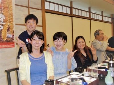 京都秋田県人会で春の交歓会開催★
