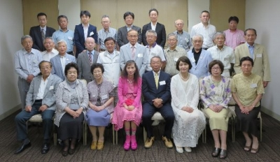 新潟・秋田県人会平成28年度総会に参加しました(^O^)