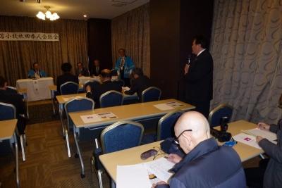 平成31年度苫小牧秋田県人会総会を開催しました。