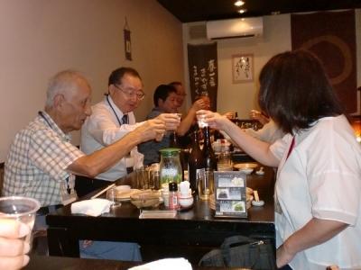第14回日本酒を楽しむ会を開催
