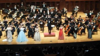 関西フィルと二大ソプラノの共演を堪能しました♪♪