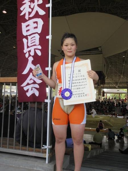 女子相撲大会が大阪堺市で今年も開催されました♡