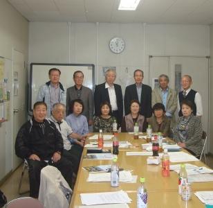 総会直前の幹事会開催