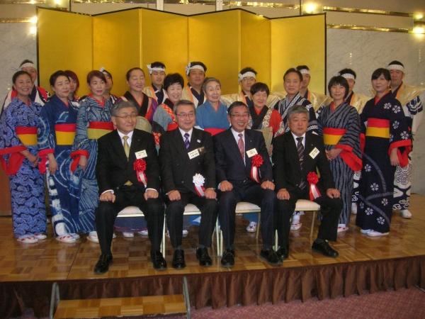 第31回首都圏羽後町会 総会・ふる里まつりが開催されました