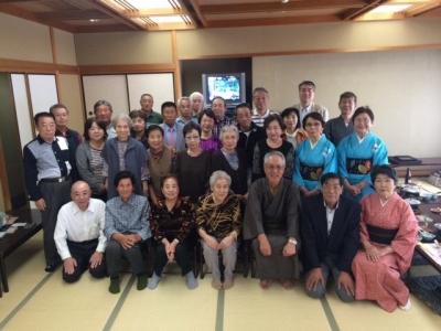 秋田県人会津島地区 懇親会を開催しました!!