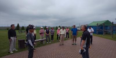 第3回パークゴルフ大会の開催