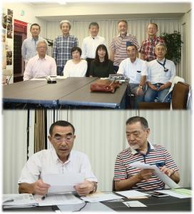 二回目の評議委員会を開催しました
