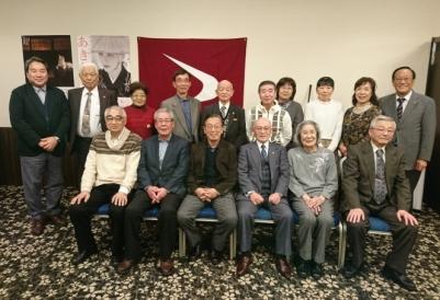 苫小牧秋田県人会の忘年会を開催!